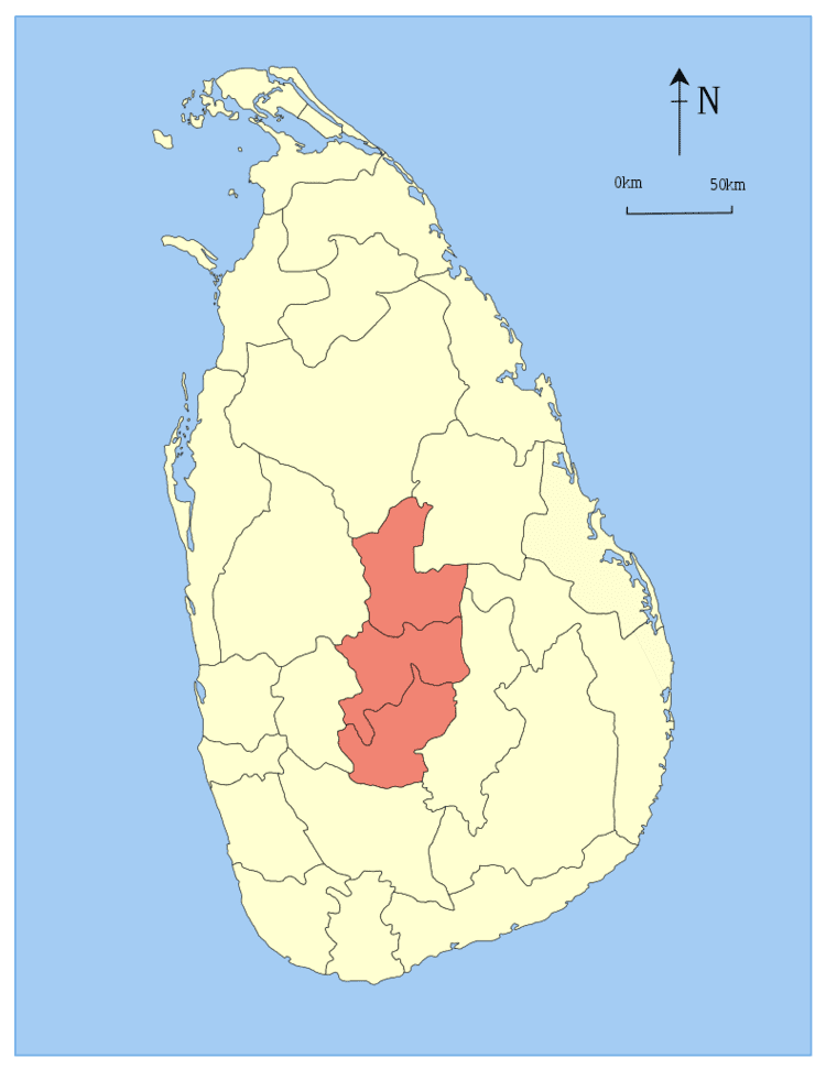 Central Province Sri Lanka Wikipedia
