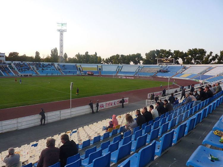 Central Stadium (Astrakhan)