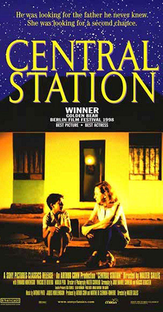 Central Station (film) Central Station 1998 IMDb