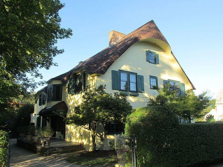 Central Street Historic District (Narragansett, Rhode Island)