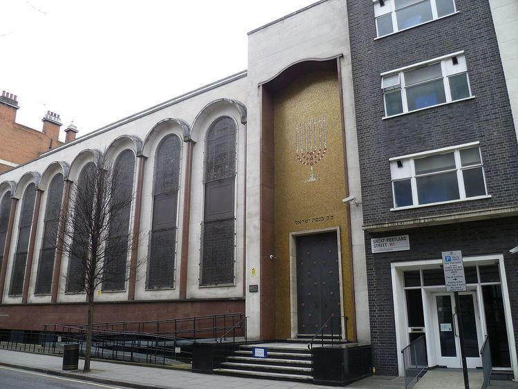 Central Synagogue, Great Portland Street