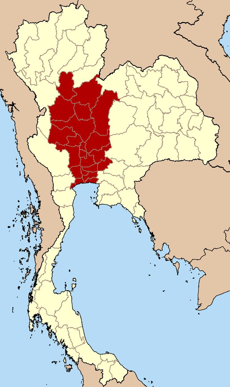 Central Thailand Central Thailand Wikipedia
