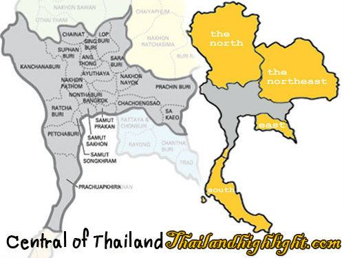 Central Thailand Central of Thailand Thailand Travel Guide for Tourist all Destination