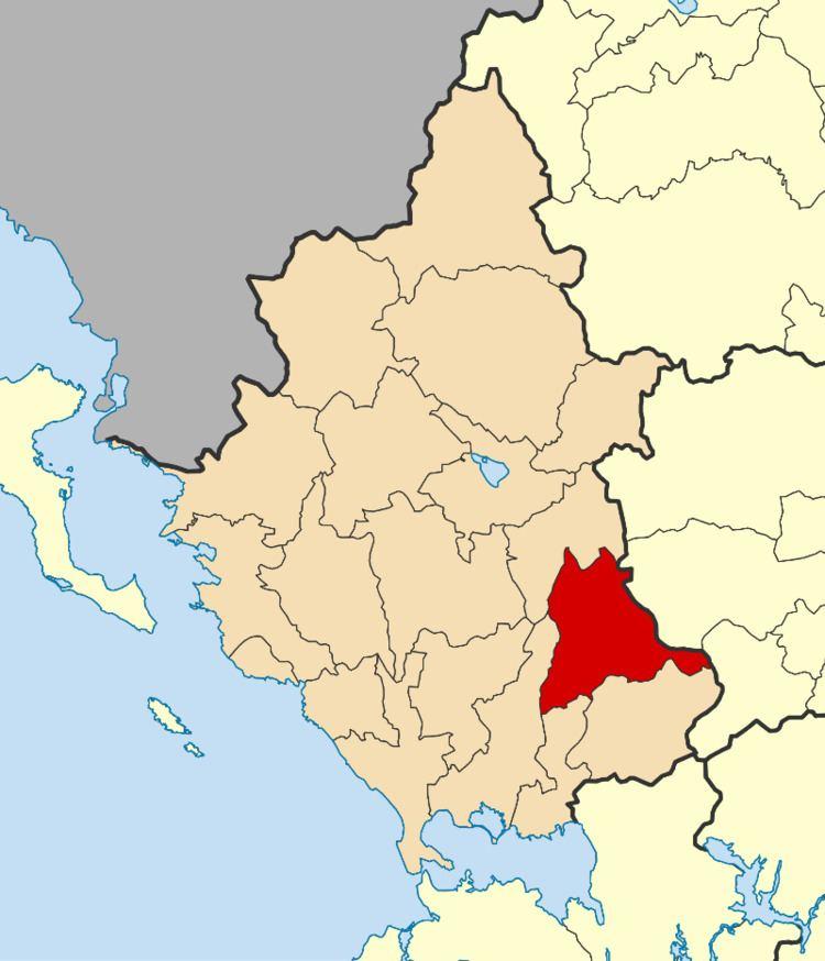 Central Tzoumerka