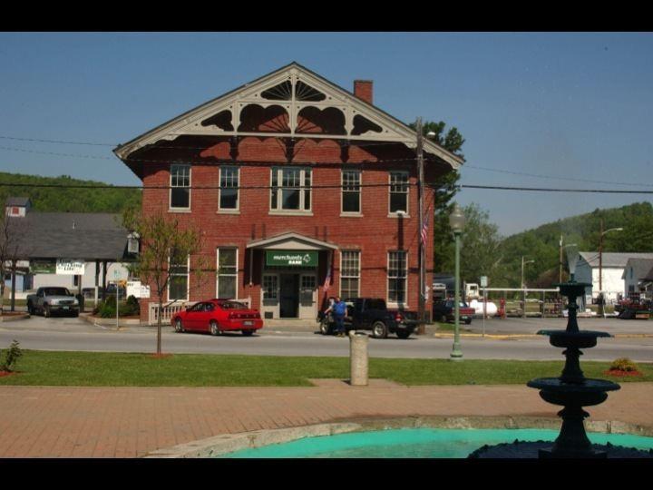 Central Vermont Railway Depot (Northfield, Vermont)
