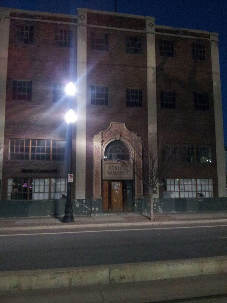 Central Warehouse (Salt Lake City, Utah)