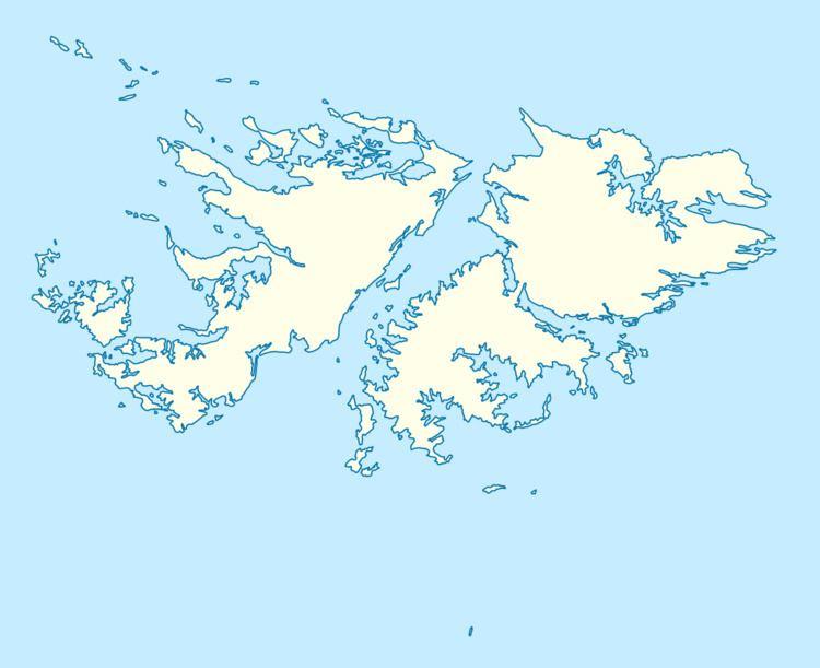 Centre Island, Falkland Islands