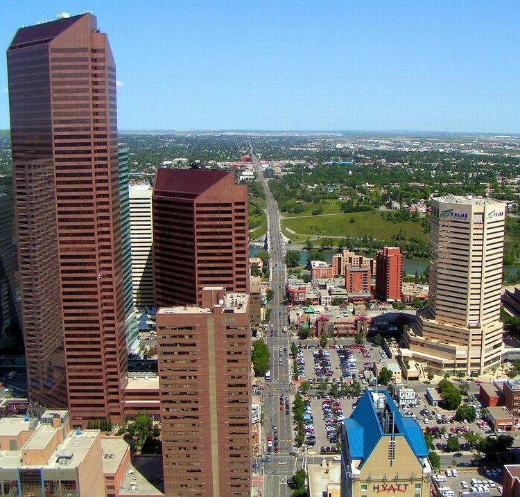 Centre Street (Calgary)