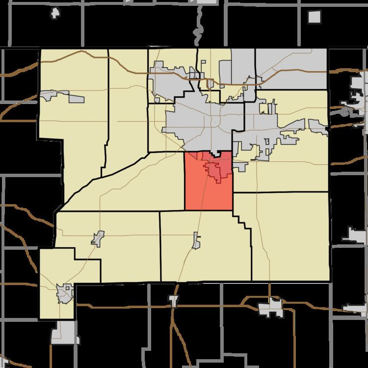 Centre Township, St. Joseph County, Indiana