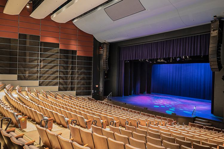 Centrepointe Theatre Centrepointe Theatre in Ottawa is First in Canada to Install Meyer