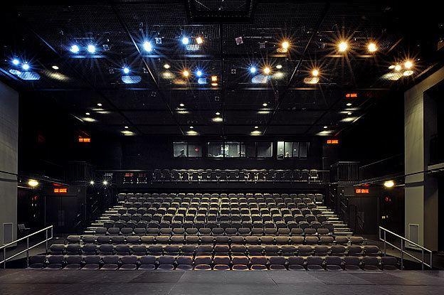 Centrepointe Theatre Centrepointe Studio Theatre Hobin Architecture Incorporated