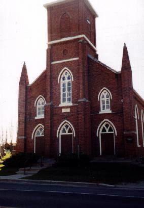 Centreville Presbyterian Church