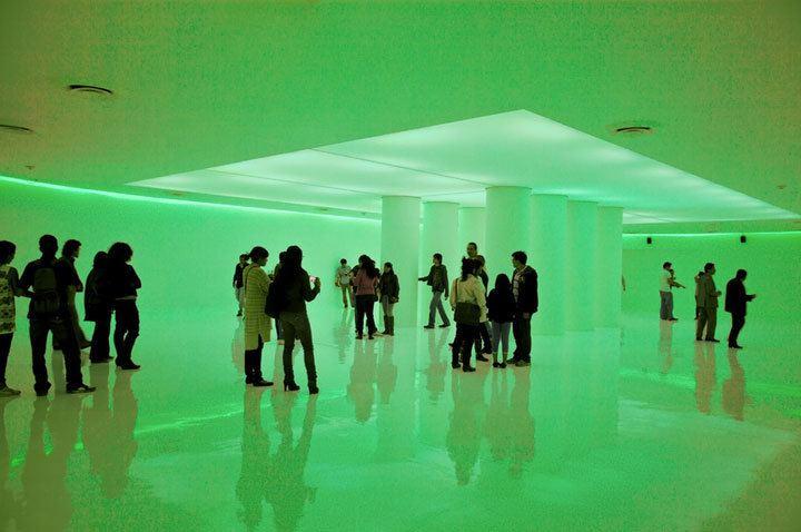Centro de Cultura Digital El Centro de Cultura Digital en 2012 The City Loves You