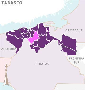 Centro Municipality, Tabasco wwwinafedgobmxworkenciclopediaEMM27tabascom