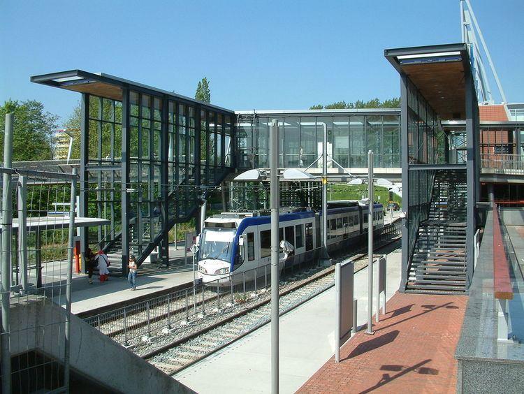 Centrum West RandstadRail station