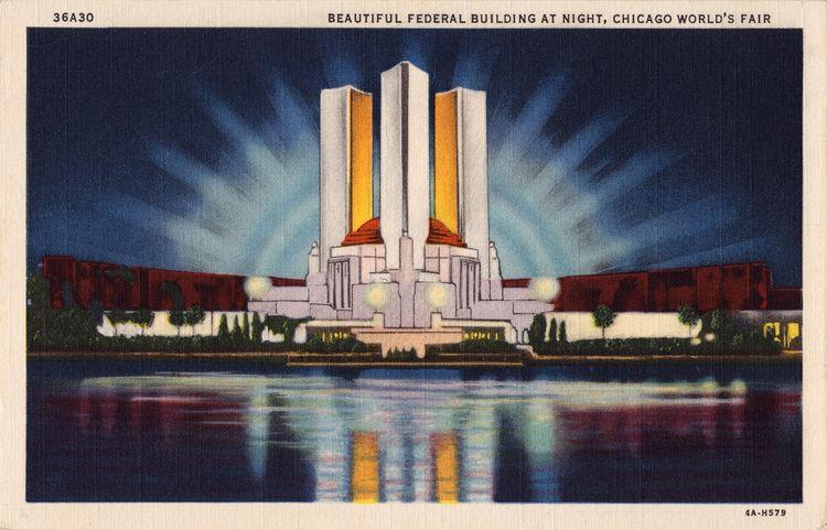Century of Progress Century of Progress Postcard Roundup