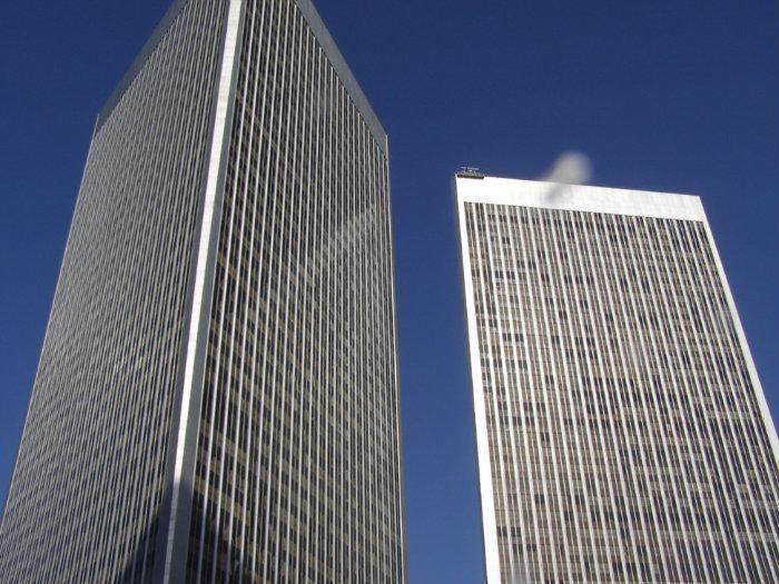Century Plaza Towers Century Plaza Towers Los Angeles California