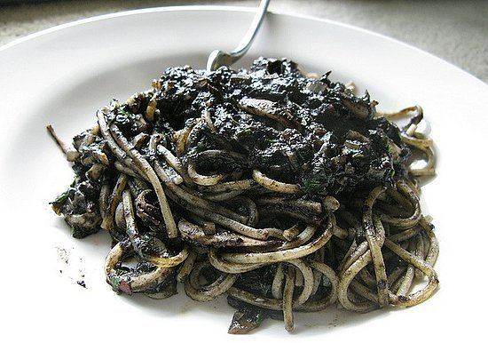 Cephalopod ink Squid Ink Love It or Hate It POPSUGAR Food