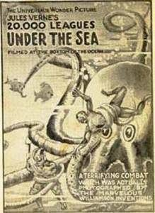 Cephalopods in popular culture