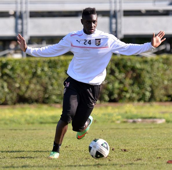 Cephas Malele Cephas Malele Pictures US Citta di Palermo Training