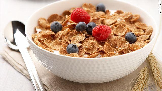Cereal Cereal may help ward off hypertension CNNcom