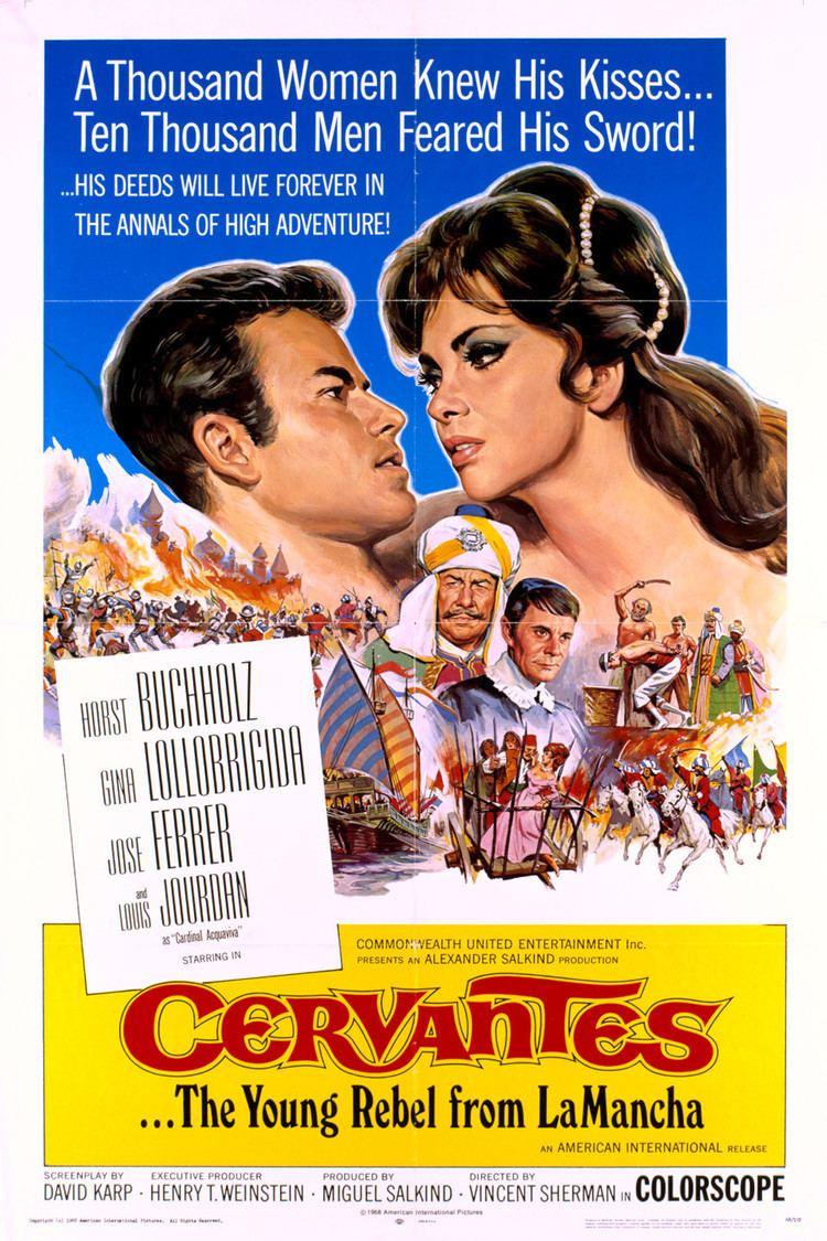 Cervantes (film) wwwgstaticcomtvthumbmovieposters3738p3738p