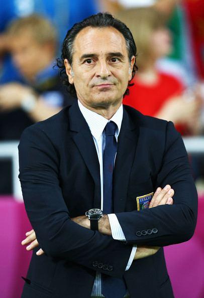 Cesare Prandelli Cesare Prandelli Pictures England v Italy UEFA EURO