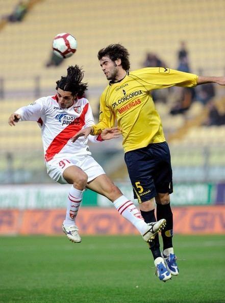 Cesare Rickler Cesare Rickler Del Mare Pictures Modena FC v AC Mantova