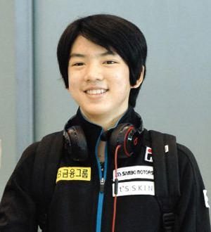Cha Jun-hwan Skater Cha Junhwan Secures Berth for Junior Grand Prix Final The