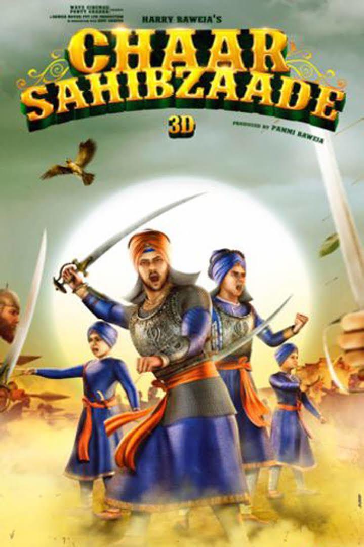 download film Chaar Sahibzaade - Rise of Banda Singh Bahadur hai full movie
