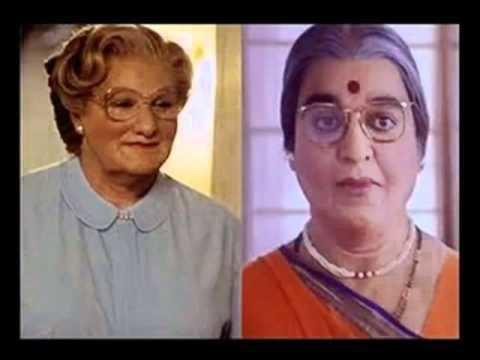 Chachi 420 1998 Vs Mrs Doubtfire 1993 YouTube