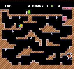 Chack'n Pop Chack 39n Pop Japan ROM lt NES ROMs Emuparadise