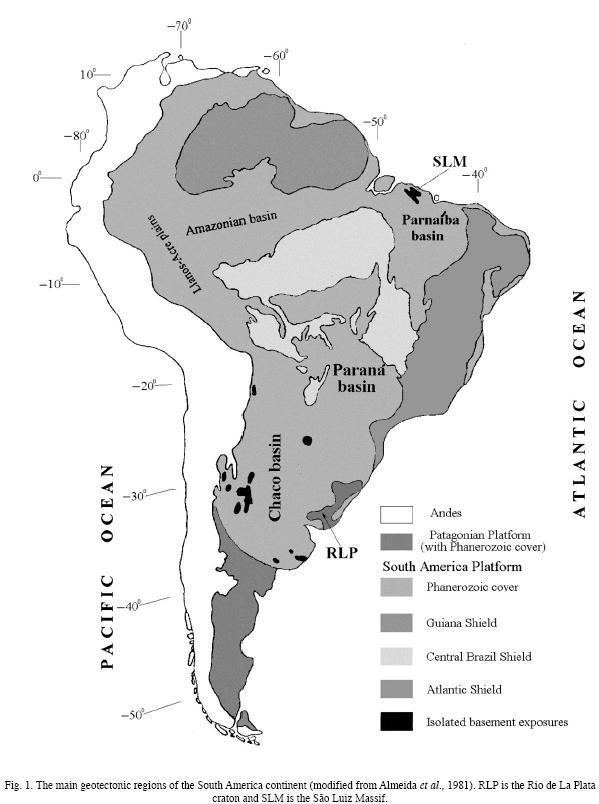 Chaco Province in the past, History of Chaco Province