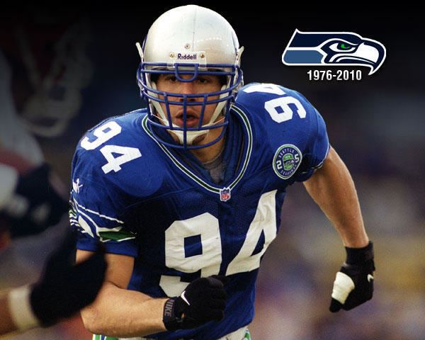 Chad Brown (linebacker) An unforgettable presence Seattle Seahawks