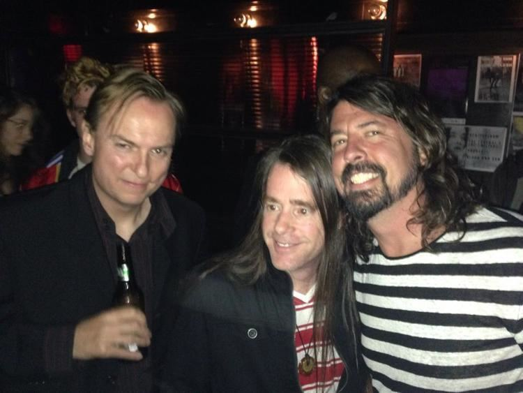 Chad Channing Drummer lovedale Crover Chad Channing Dave Grohl Music Den
