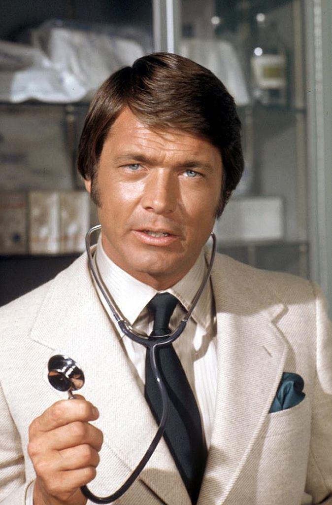 Chad Everett Chad Everett as 39Dr Joe Gannon39 in Medical Center 1969