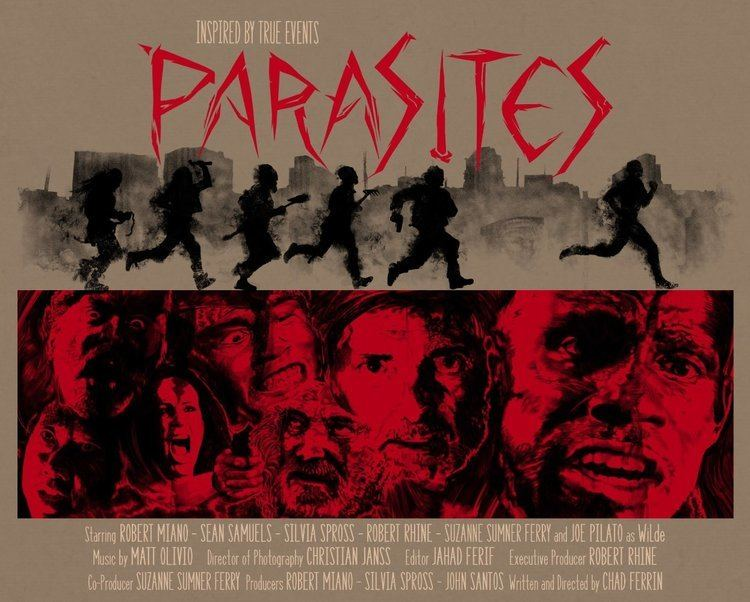 Chad Ferrin Chad Ferrin Answers Questions on Parasites Exclusive Interview