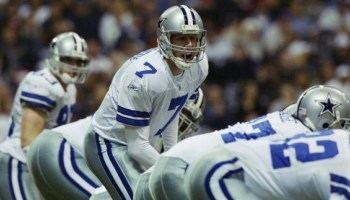 Chad Hutchinson Throwback Thursday The QB Controversy That Quincy Carter Couldnt