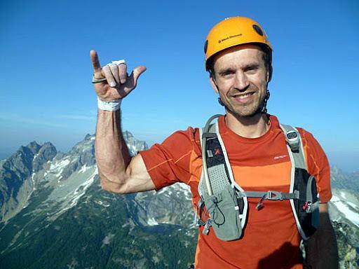 Chad Kellogg Everest K2 News ExplorersWeb Chad lost on Fitz Roy