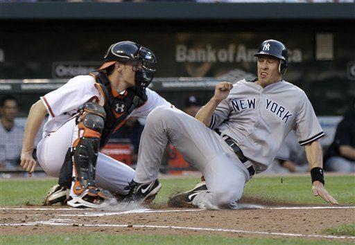 Chad Moeller Chad Moeller Archives The LoHud Yankees Blog