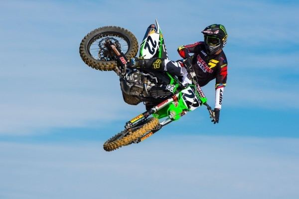 Chad Reed Chad Reed Dangerous Transworld Motocross