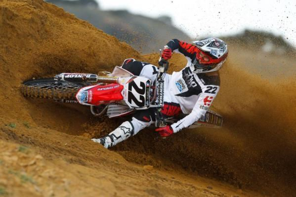 Chad Reed Chad Reed The Gamble Supercross Racer X Online