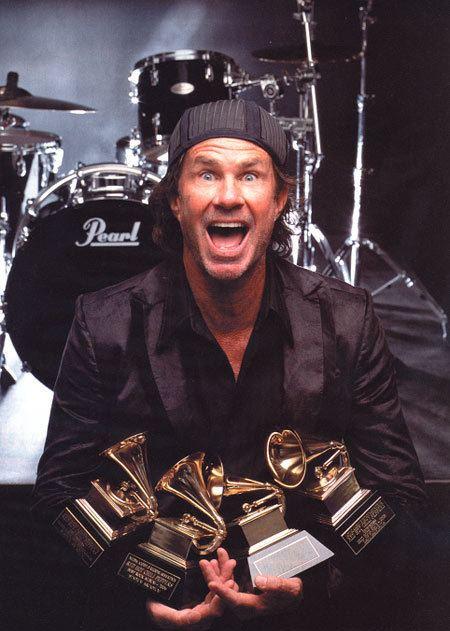 Chad Smith Drummerworld Chad Smith
