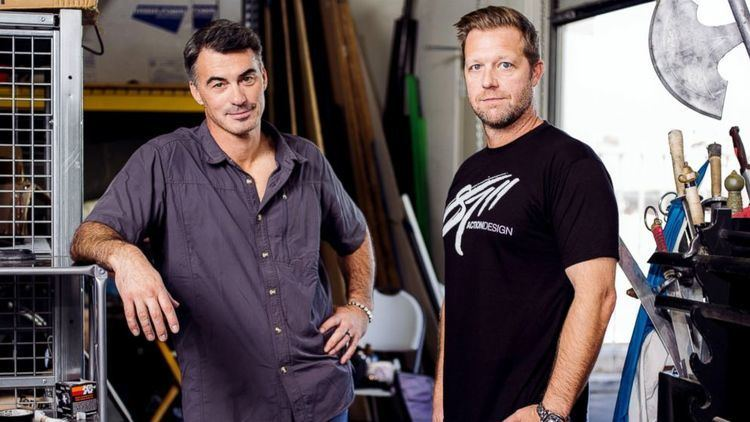 Chad Stahelski Meet the Extreme Stuntmen Behind Hollywood39s Most Epic