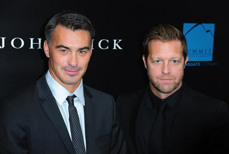 Chad Stahelski Chad Stahelski Biography and Filmography 1968