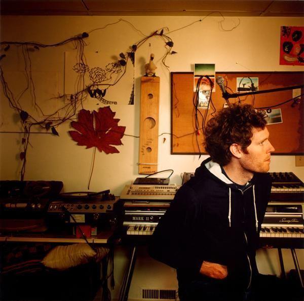 Chad VanGaalen Einstein Music Journal