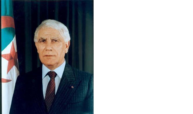 Chadli Bendjedid The third President of independent Algeria Chadli