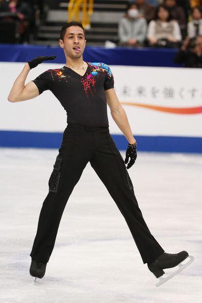 Chafik Besseghier Chafik Besseghier Pictures ISU World Figure Skating