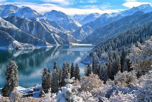Chagang Province Beautiful Landscapes of Chagang Province