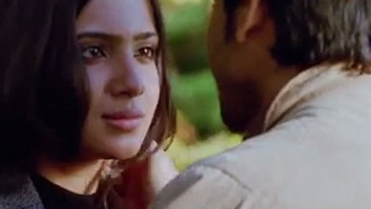 Chaitanya (film) movie scenes Ye Maya Chesave Long Kiss Scene Samanta And Naga Chaitanya In A Room Video Dailymotion